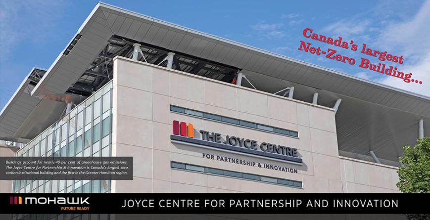 Mohawk College Joyce Centre for Partnership & Innovation