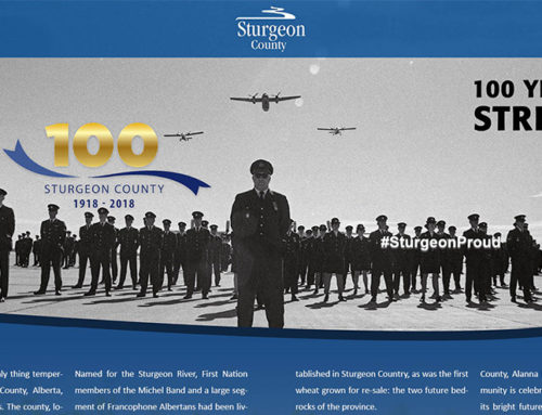 Sturgeon County (100th Anniversary)