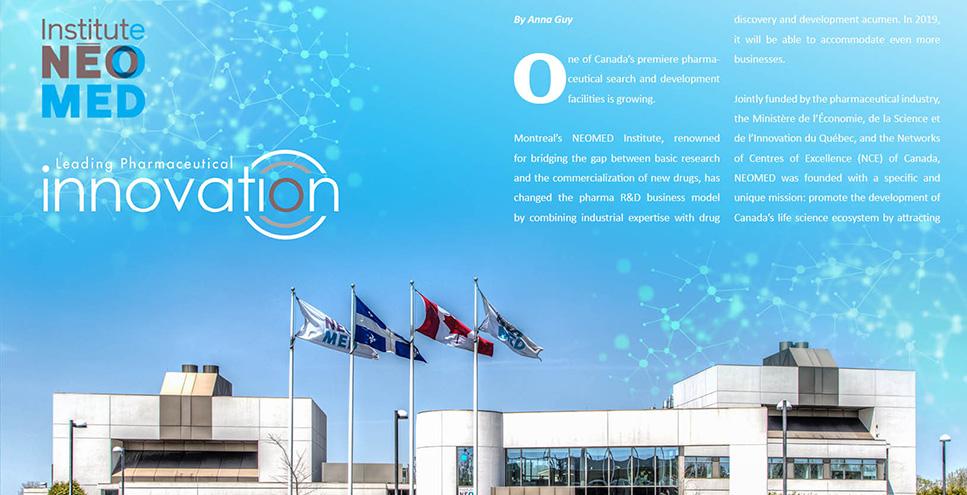 Institute NEOMED- Innovation Center