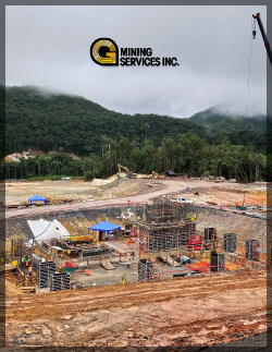 G Mining Services Inc.