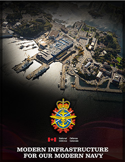 Department of National Defence - Esquimalt Harbor Project