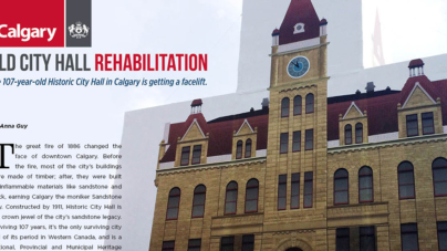 City of Calgary – Old City Hall Restoration Project