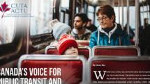 The Canadian Urban Transit Association (CUTA)