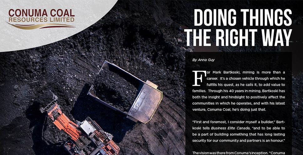 Conuma Coal