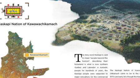 Naskapi Nation of Kawawachikamach