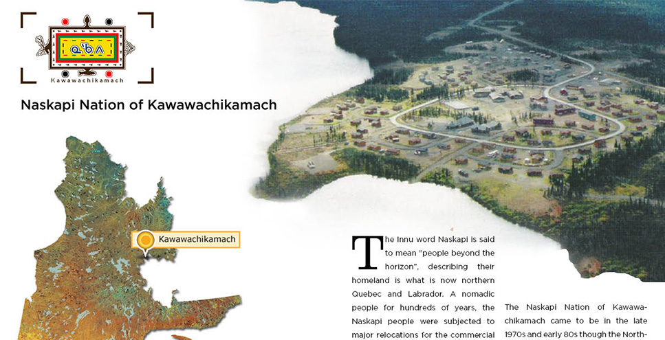 Naskapi Nation of Kawawachikamach