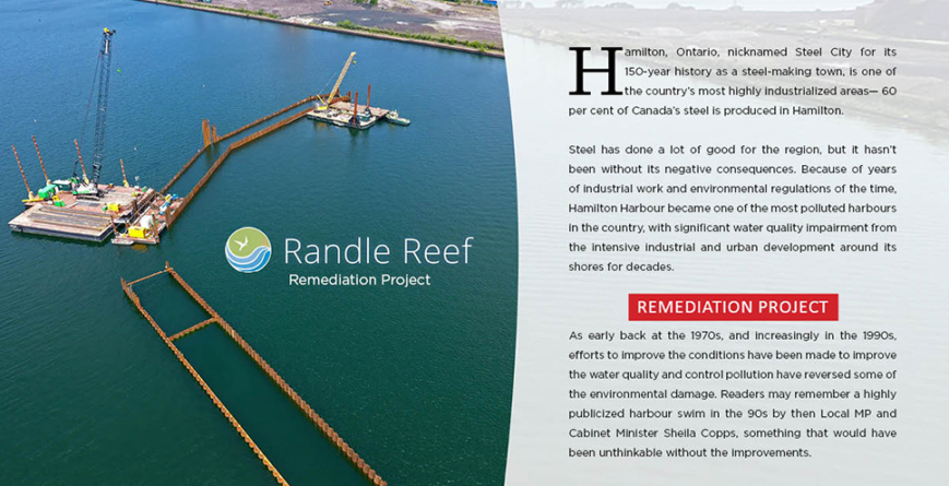 Randle Reef Contaminated Sediment Remediation Project