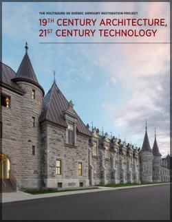 The Voltigeurs de Québec Armoury Restoration Project