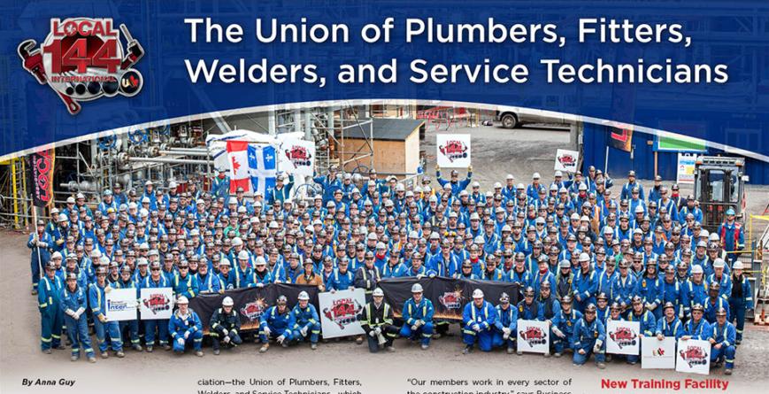 United Association Local 144