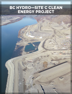 BC Hydro - Site C Clean Energy Project