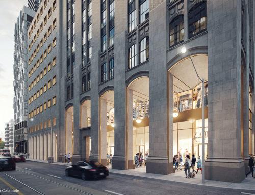 Davpart Inc. redevelops Toronto landmark as The United Building