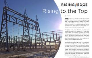 rising edge group