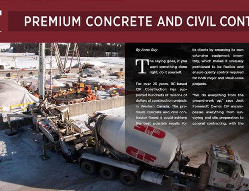 CIF Construction Ltd.