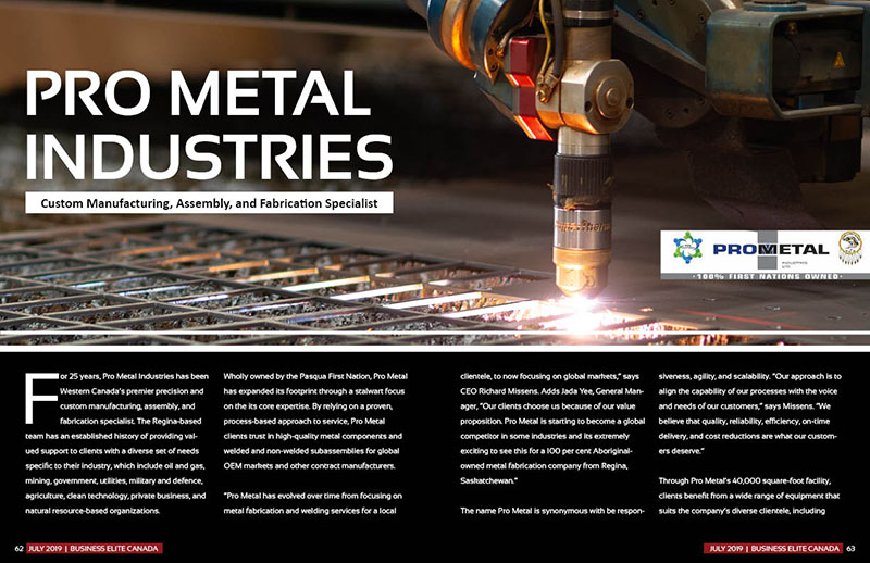 Pro Metal Industries