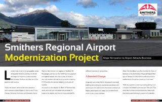 Smithers Regional Airport Modernization Project