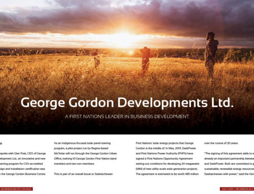 George Gordon Developments Ltd.