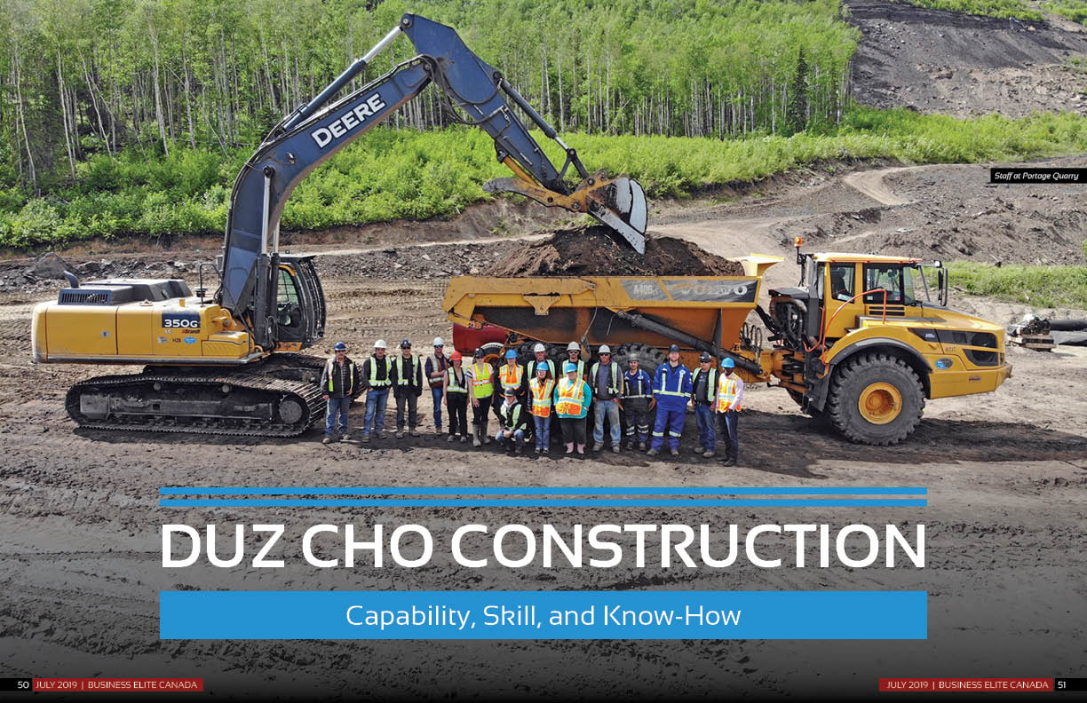 Duz Cho Construction