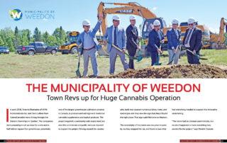 The Municipality of Weedon