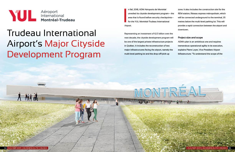 Trudeau International Airport