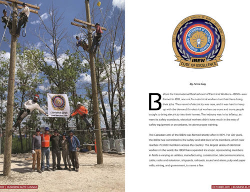 International Brotherhood of Electrical Workers — IBEW