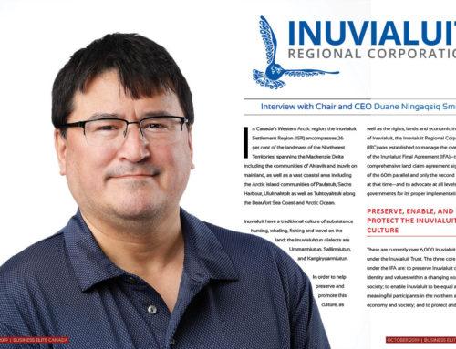 Inuvialuit Settlement Region (ISR)