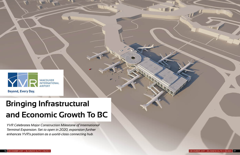 Vancouver International Airport (YVR) - Pier D