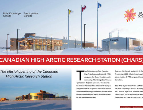 Canadian High Arctic Research Station (CHARS)