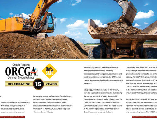 Ontario Regional Common Ground Alliance (OGCGA)