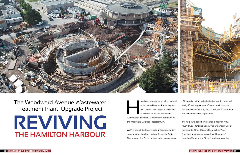 Woodward Avenue Wastewater Treatment Plant