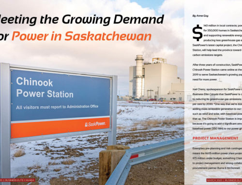 SaskPower Chinook Power Station