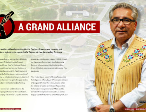 The Grand Council of the Crees (Eeyou Istchee)