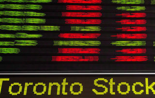 TSX falls as coronavirus worries persist; oil stocks rise