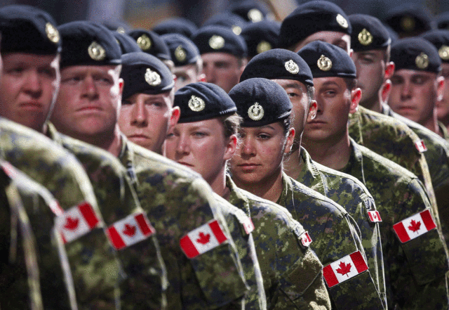 Canada's 85% troops ordered into isolation to prepare for Coronavirus operations