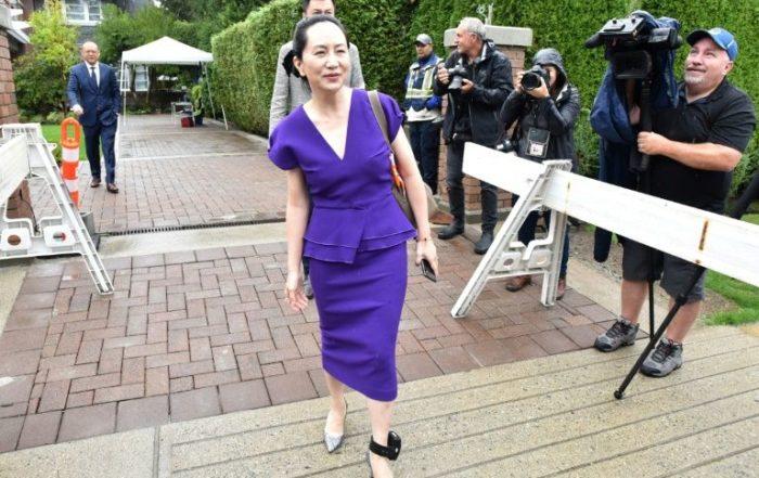 Huawei CFO Meng Wanzhou's extradition hearing begins in Canada