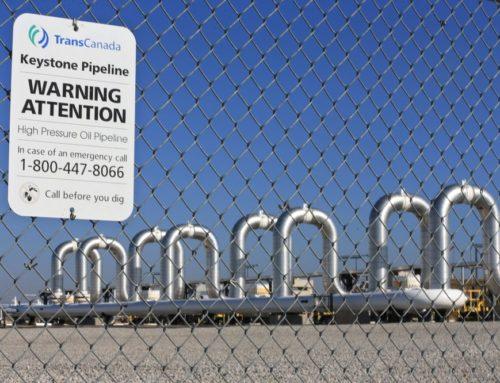 Keystone XL: Work starts in Montana on disputed Canada-US oil pipeline
