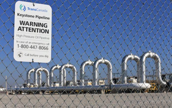 Keystone XL Work starts in Montana on disputed Canada-US oil pipeline