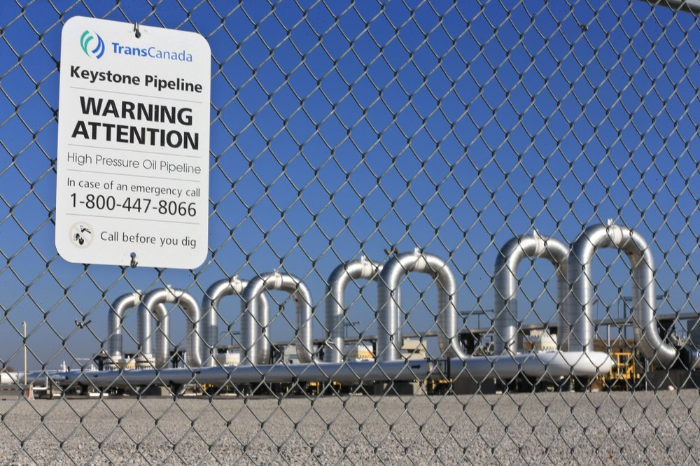 Keystone XL Work starts in Montana on disputed Canada-US oil pipeline