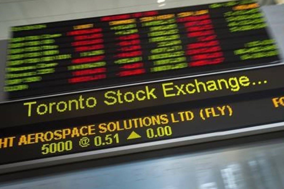 TSX turns negative as recession fears outweigh energy boost