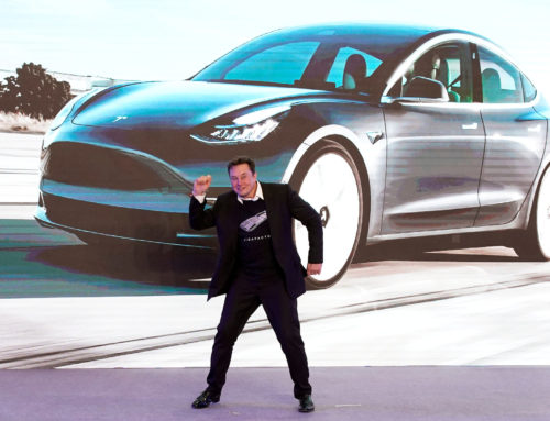 Tesla's profit run not derailed by coronavirus, full-year forecast scrapped