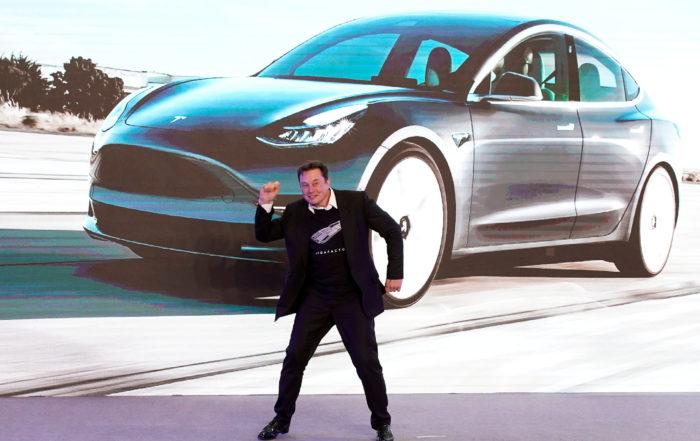 Tesla's profit run not derailed by coronavirus, full-year forecast scrapped