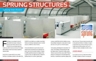 Sprung Structures