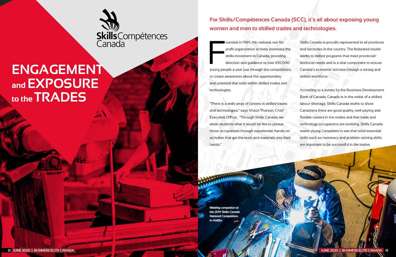 Skills/Compétences Canada (SCC)