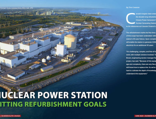 Darlington Refurbishment  project – Canada's Largest  Clean Energy Project