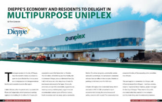 City of Dieppe New Two-Rink Arena Community Complex (UNIplex)