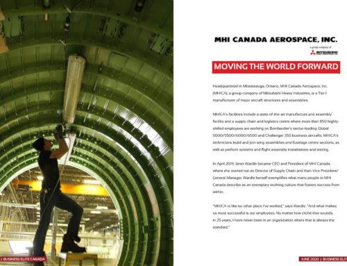 MHI Canada Aerospace