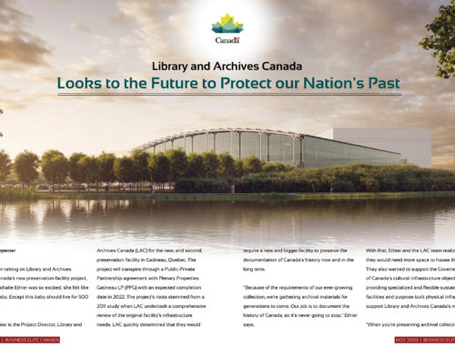 Library and Archives Canada (LAC) New Preservation Centre (Gatineau 2)