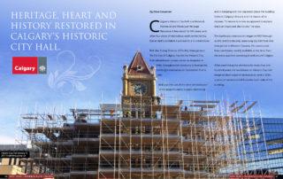 City of Calgary Historic City Hall Rehabilitation project