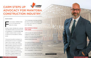Construction Association of Rural Manitoba (CARM)