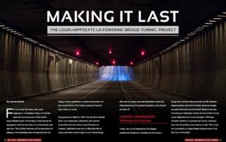 Louis-Hippolyte-La Fontaine Tunnel Rehabilitation Project