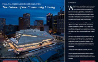 Edmonton Public Library - Revitalized Stanley A. Milner Library